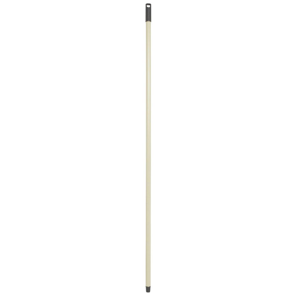 Ручка для швабры Apex Basic, 120 см. 11527-A531-105Сменная ручка Apex Basic для щетки или швабры изготовлена из стали покрытой пластиком. На рукоятке имеется небольшая петля, за которую изделие можно подвесить в удобном месте.