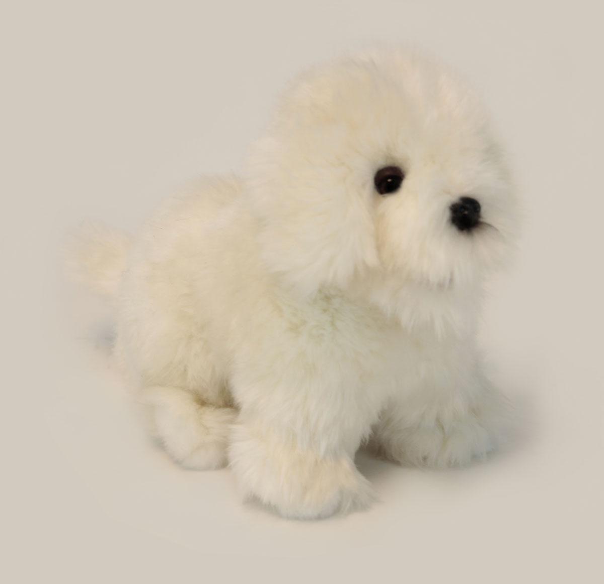 Hansa Мягкая игрушка Собака породы Бишон Фризе 30 см мягкие игрушки hansa собака скотчтерьер 31 см