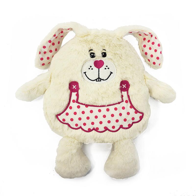 MAXITOYS Грелка-Игрушка Зайчонок грелка из вишневых косточек