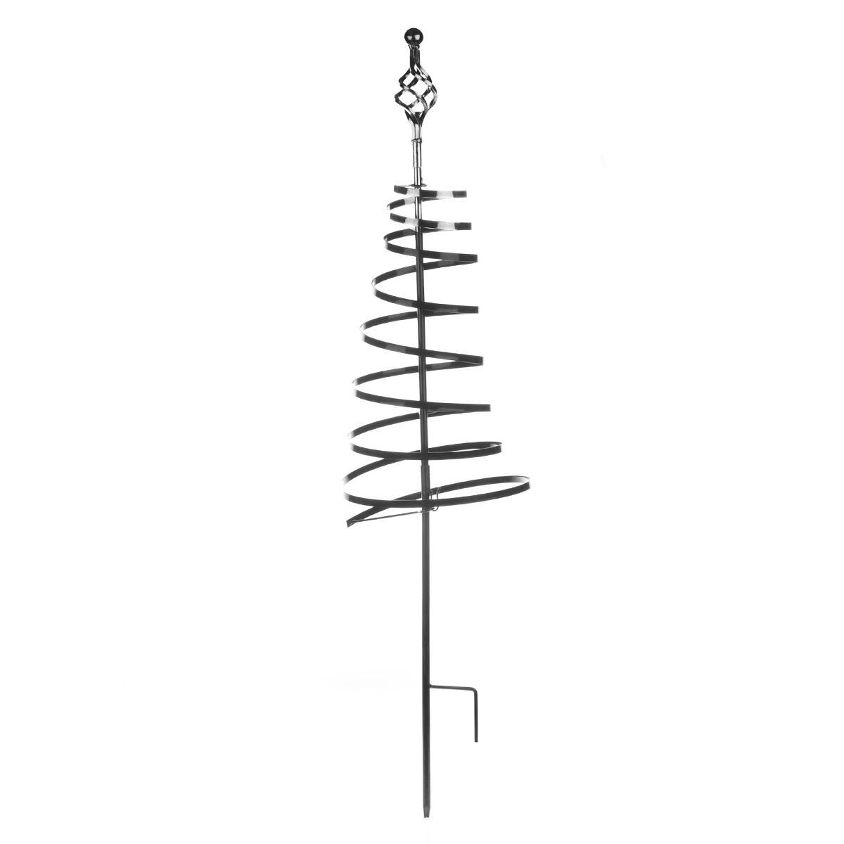 Спиральная поддержка Green Apple GTSQNN, 50 смGTSQОпора-спираль используется для поддержки как садовых, так и комнатных растений. Благодаря своей спиралевидной форме опора обеспечивает поддержку без подвязывания растения.