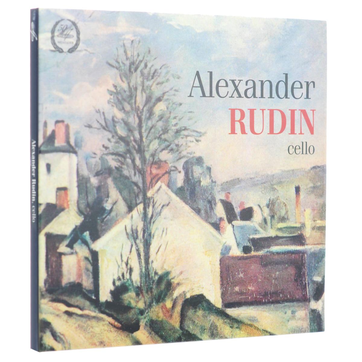 Alexander Rudin. Cello