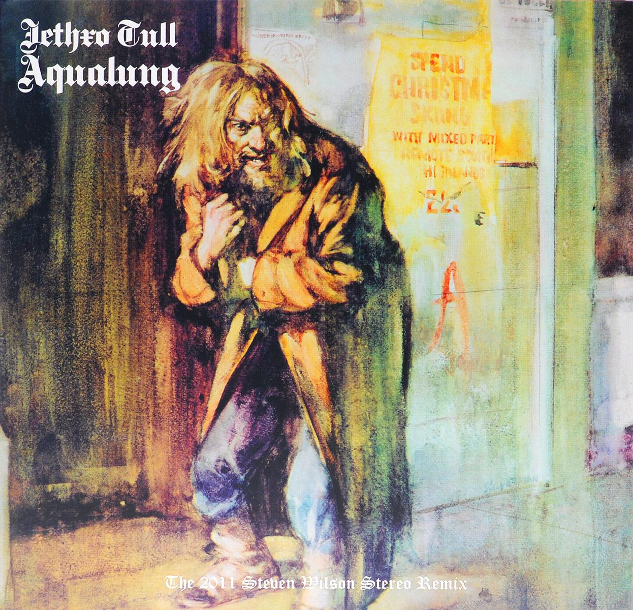 Jethro Tull Jethro Tull. Aqualung (LP) jethro tull jethro tull live at carnegie hall 1970 2 lp
