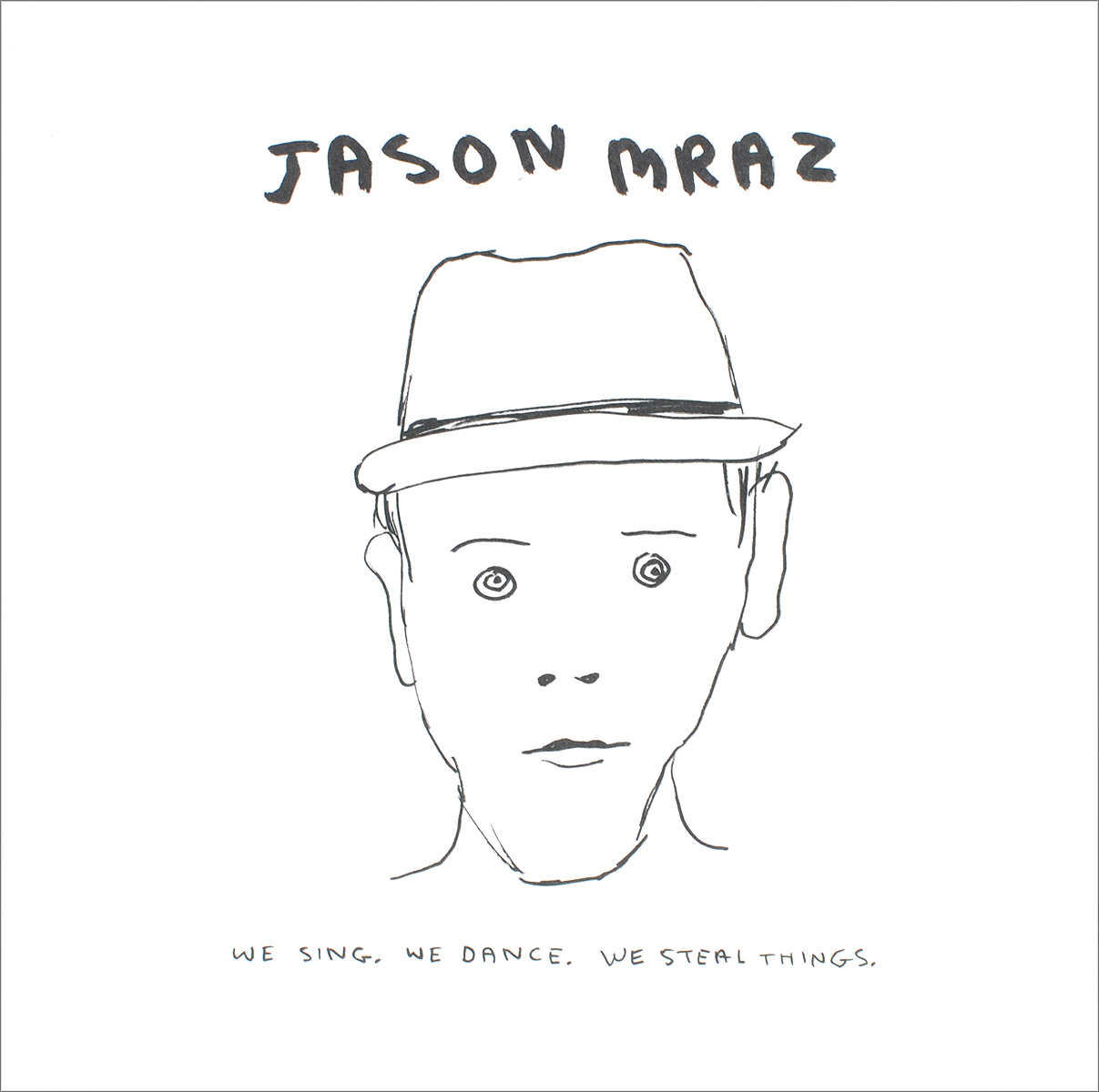 Джейсон Мрэз Jason Mraz. We Sing. We Dance. We Steal Things (2 LP) jason and medea
