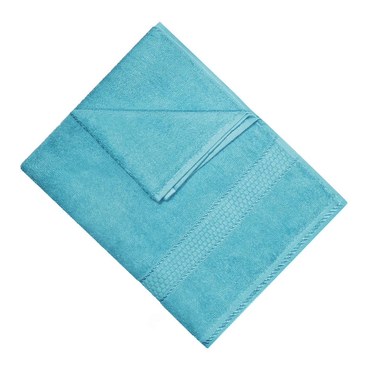 Полотенце махровое Osborn Textile, цвет: бирюзовый, 50 х 90 см98299571В состав полотенца Osborn Textile входит только натуральное волокно - хлопок. Лаконичные бордюры подойдут для любого интерьера ванной комнаты. Полотенце прекрасно впитывает влагу и быстро сохнет. При соблюдении рекомендаций по уходу не линяет и не теряет форму даже после многократных стирок. Плотность: 450 г/м2.