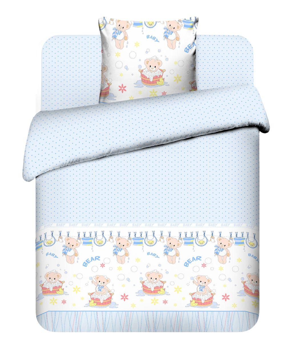 Детское постельное белье Василек