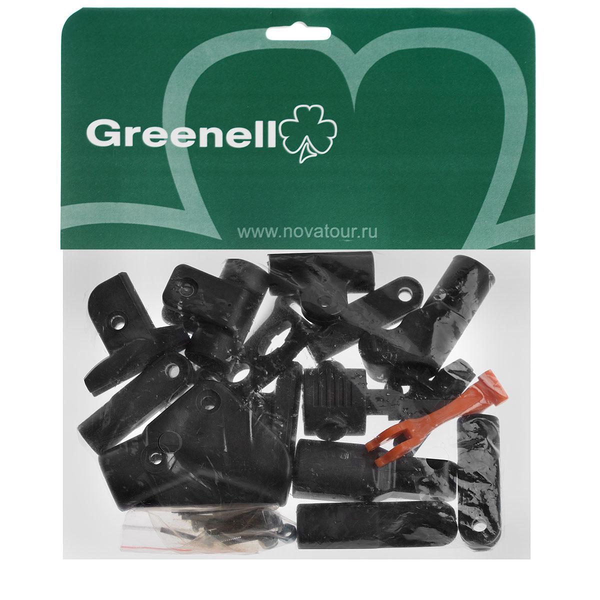 Ремкомплект Greenell №3, для палаток: Nevic, Grange95631-000-00Ремкомплект Greenell №3 для палаток: Nevic, GrangeНезаменимый помощник при выявлении поломок или дефектов в походных условиях.Материал: пластик, металл.