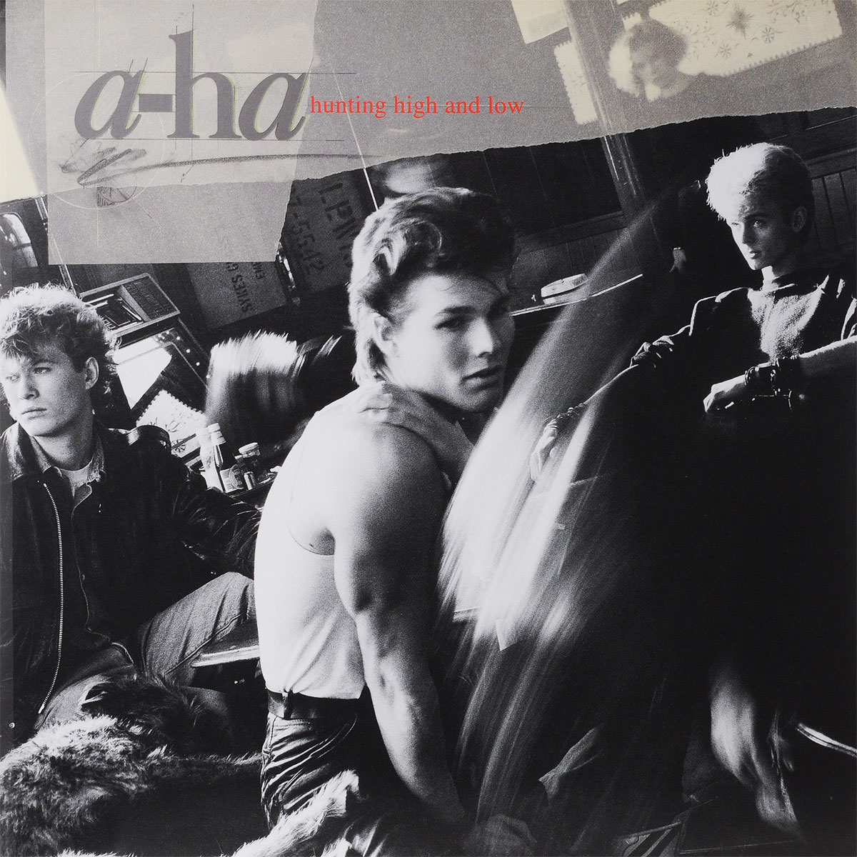 A-Ha A-Ha. Hunting High And Low (LP) gavalda a hunting and gathering