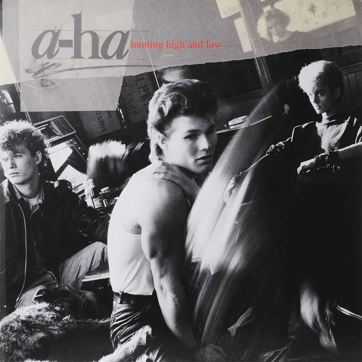 A-Ha A-Ha. Hunting High And Low (LP) it8712f a hxs