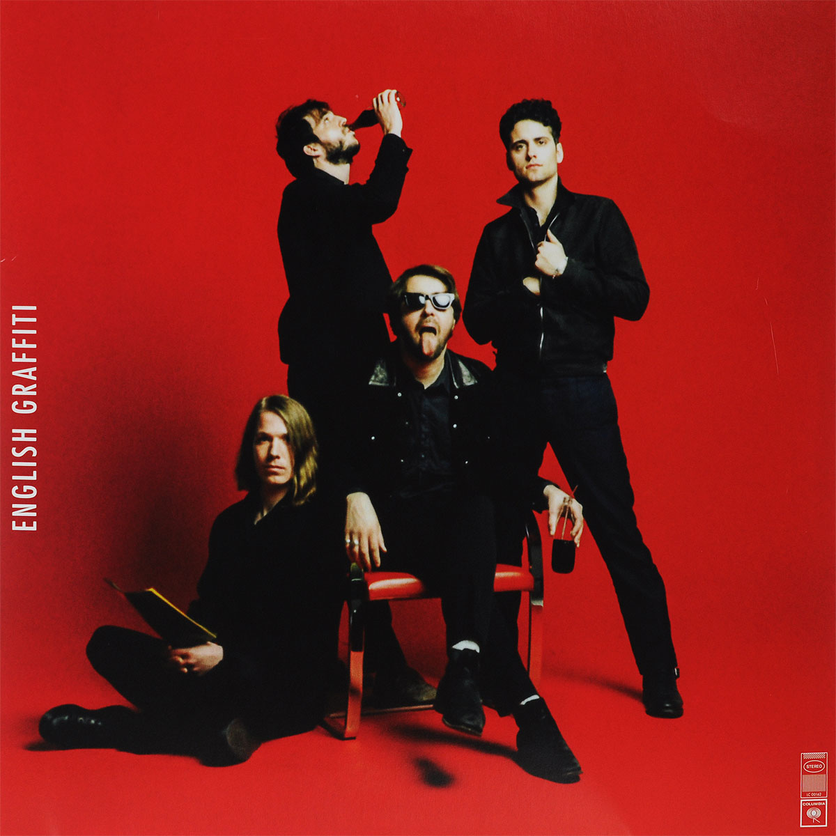 The Vaccines The Vaccines. English Graffiti (LP + CD) the heir