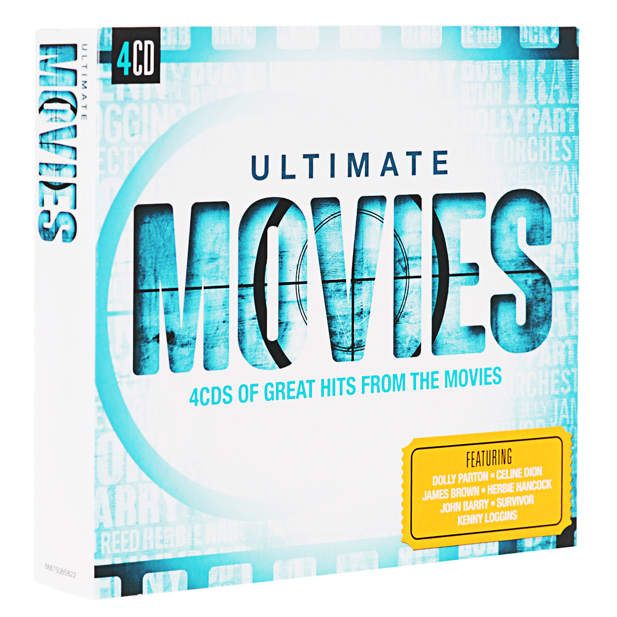 Ultimate Movies (4 CD)
