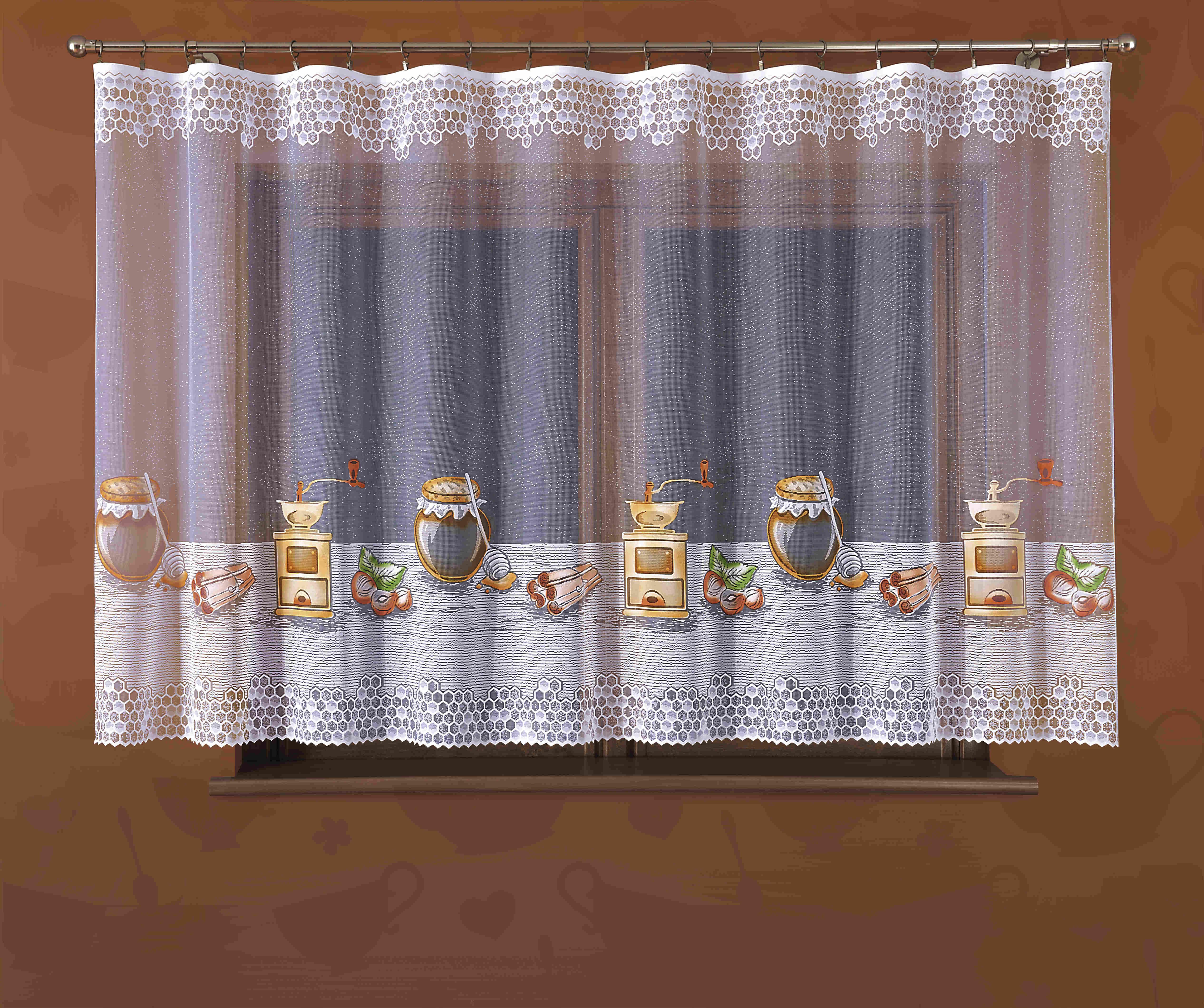 Гардина WISAN 300*150. 339ЕSVC-300Гардина WISAN 300*150. 339ЕМатериал: 100% п/э, размер: 300*150, цвет: белый