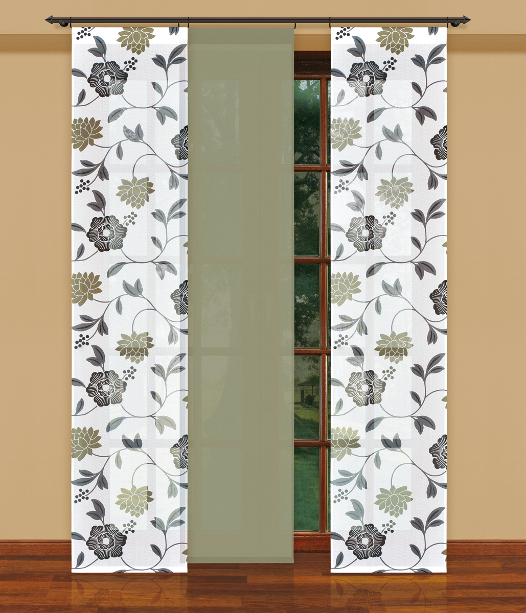 Комплект штор HAFT 250*50*3. 202240/50 темно-серыйА918Комплект штор XAFT 250*50*3. 202240/50 темно-серыйМатериал: 100% п/э, размер: 250*50*3, цвет: темно-серый