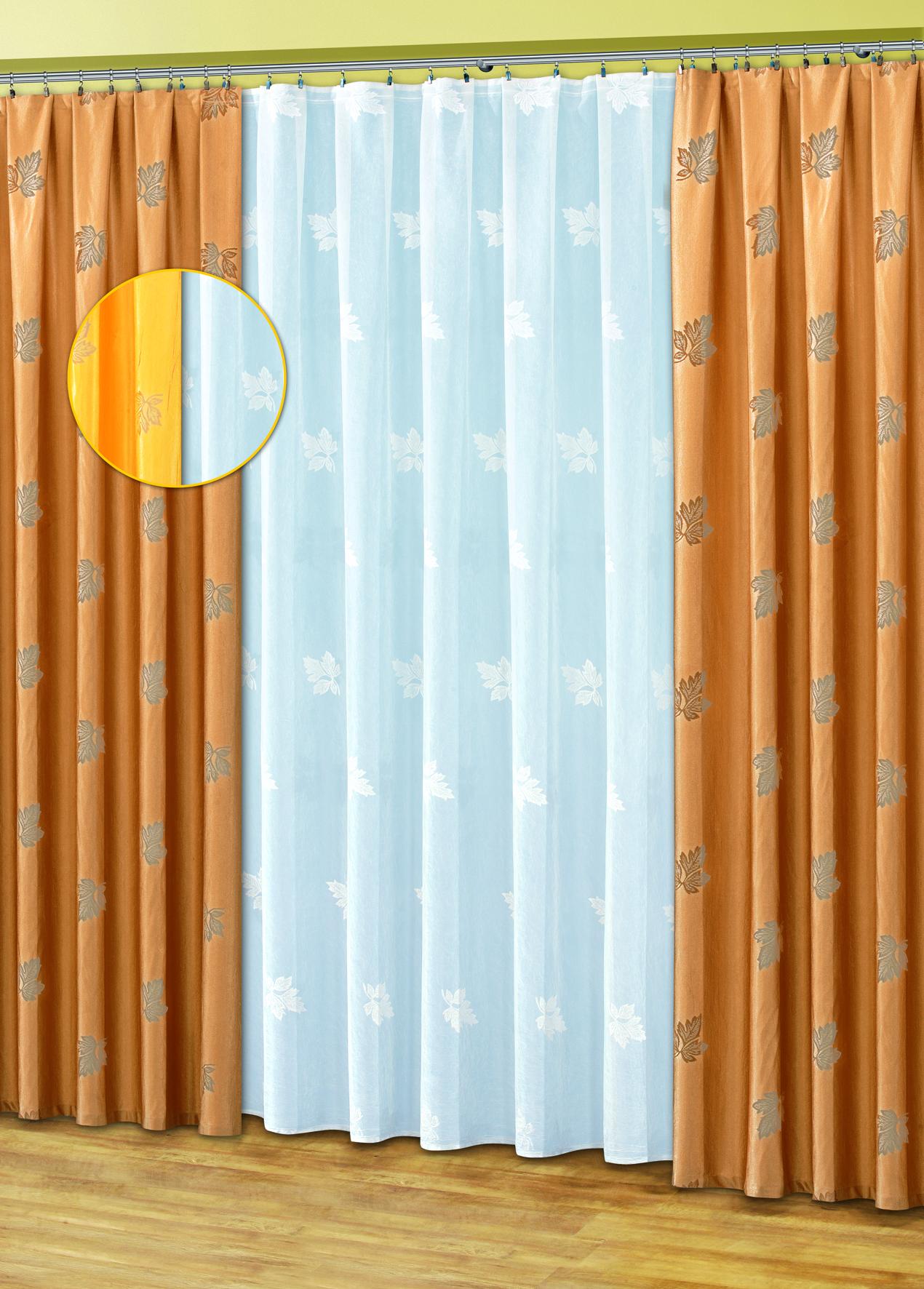 Комплект штор HAFT 250*500+170*250*2. 50110/250StormКомплект штор XAFT 250*500+170*250*2. 50110/250Материал: 100% п/э, размер: 250*500+170*250*2, цвет:бежево-золотой