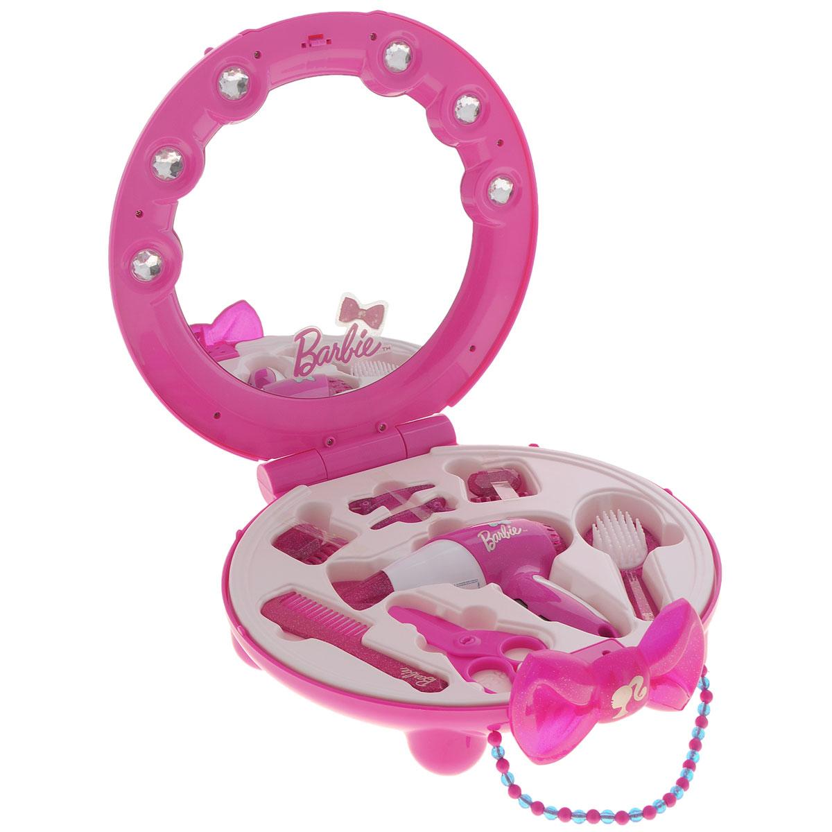 Игровой набор Klein Barbie. Набор стилиста, 8 предметов