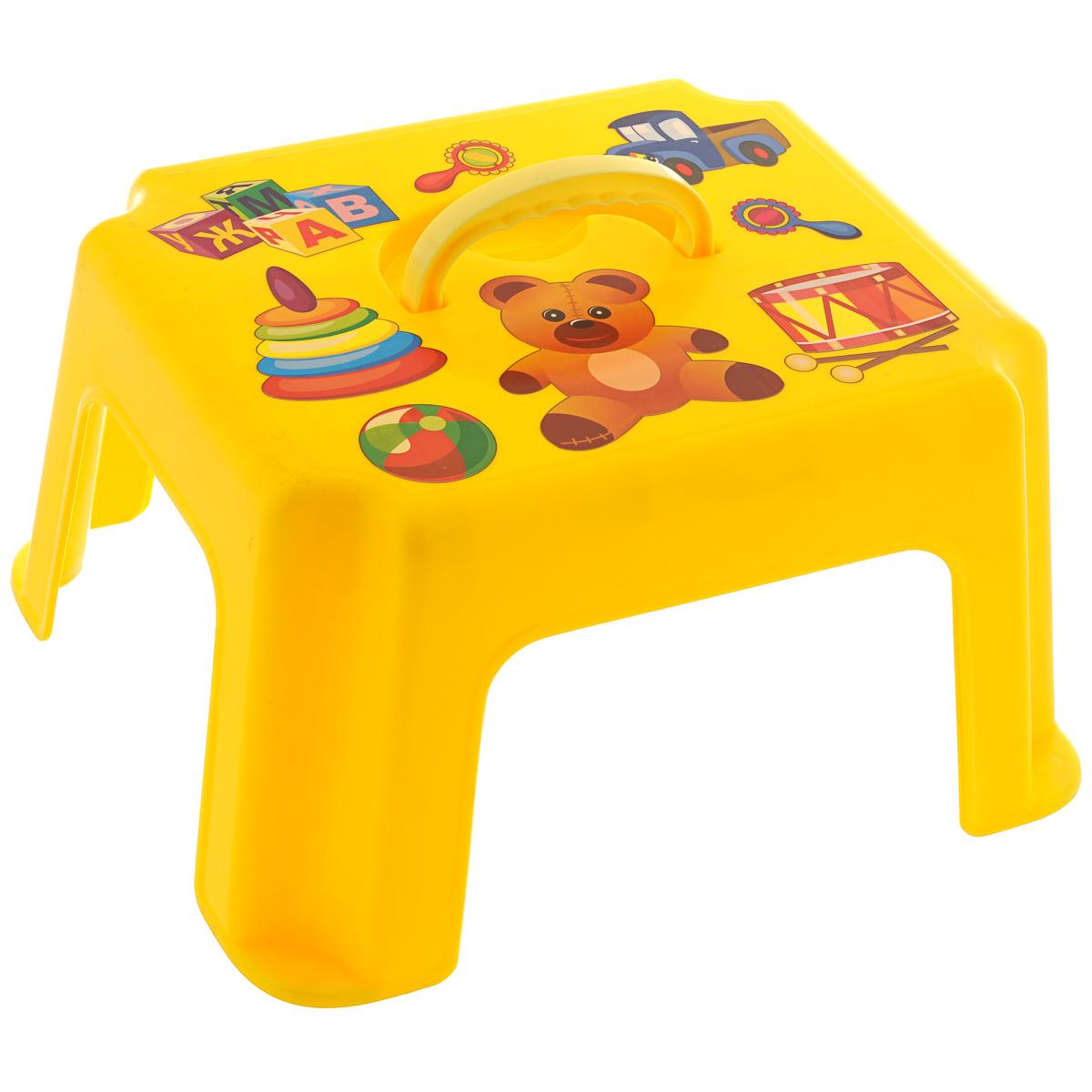 Табурет-подставка детский