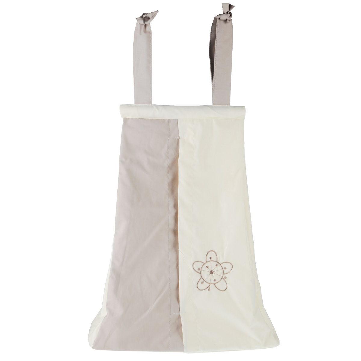 Сумка для пеленок и подгузников Fairy Волшебная полянка, цвет: бежевый, 50 см х 40 см fairy сумка для пеленок и подгузников жирафик
