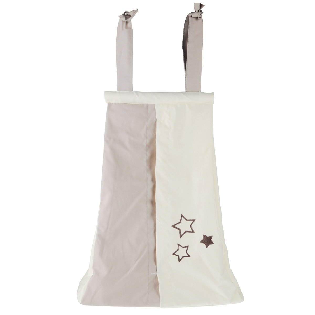 Сумка для пеленок и подгузников Fairy Я и моя мама, цвет: бежевый, 50 см х 40 см карманы и панно fairy сумка для пеленок и подгузников белые кудряшки