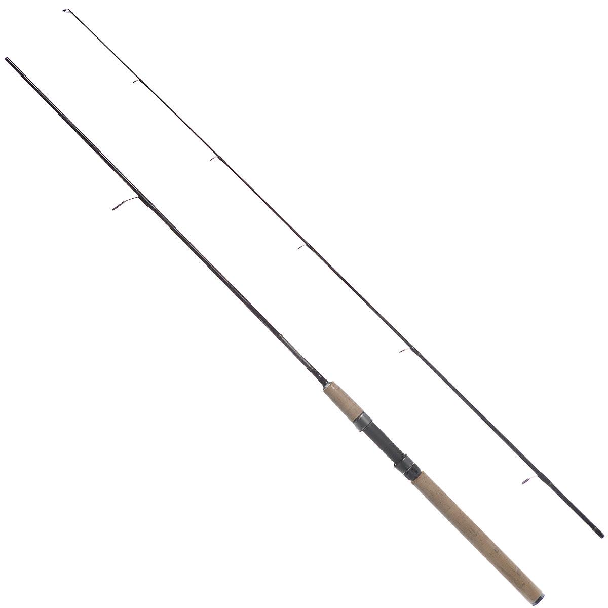 Спиннинг штекерный Daiwa Exceler-AR New, 2,13 м, 5-15 г спиннинг штекерный daiwa exceler ru 2 59 м 10 40 г
