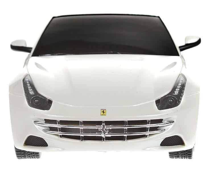 Rastar Радиоуправляемая модель Ferrari FF цвет белый масштаб 1:24