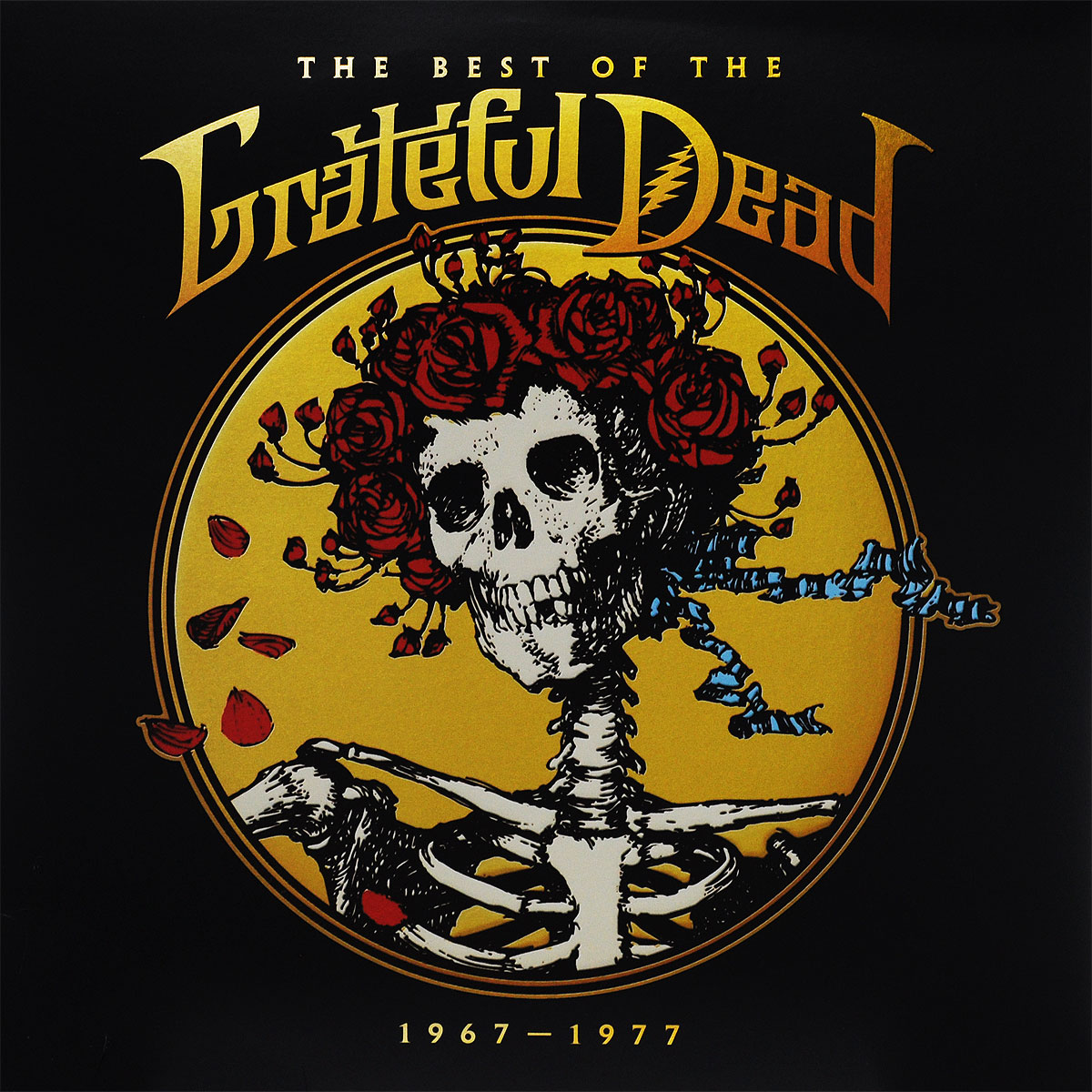 The Grateful Dead Grateful Dead. The Best Of The Grateful Dead (2 LP) dead famous
