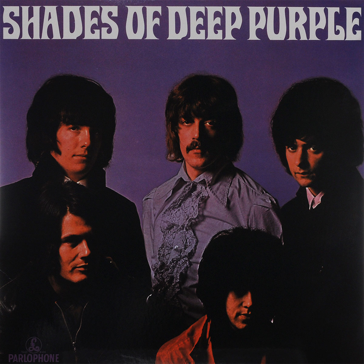 Deep Purple Deep Purple. Shades Of Deep Purple (LP) purple rain lp cd