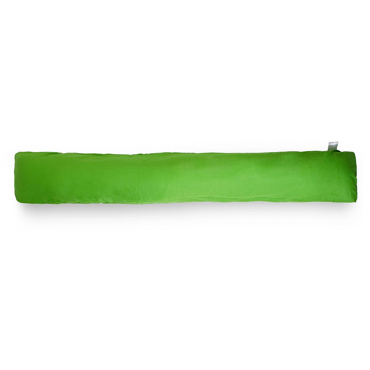 Био-подушка для всего тела I maxi цвет чехла зеленый10503Био-подушка I maxi - это длинная подушка, размера которой будет достаточно для комфорта высоких людей. Это большая подушка подойдет даже мужчинам. Удобна как длинная подушка для изголовья кровати, подушка-позиционер, большая подушка-обнимашка. Идеальна в качестве оригинального подарка парню или девушке.Мягкий наполнитель из тонкого полиэфирного волокна (экофайбер) гигиеничен и прост в уходе (машинная стирка). Подушка мягкая и комфортная, равномерно наполнена. Вы можете сгибать и скручивать подушку, чтобы принять удобную позу, потом подушка вернет свою первоначальную форму. Съемный чехол из хлопковой ткани защитит вашу подушку от загрязнений, он легко снимается и одевается, долговечен и прост в уходе.