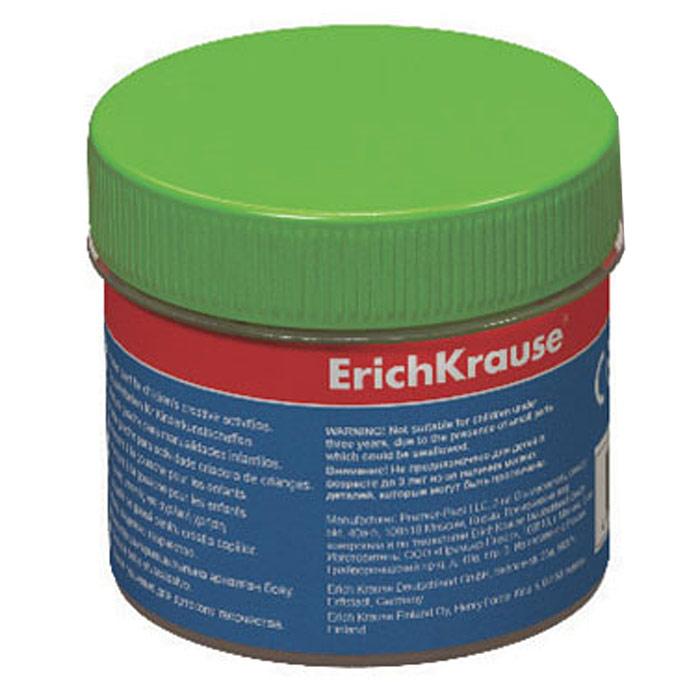 Гуашь Erich Krause, цвет: зеленый, 100 млFS-00103Гуашь Erich Krause откроет дверь в волшебный мир творчества для вашегоребенка. Бочка с гуашью закрывается винтовой крышкой. Краски легконаносятся на бумагу, картон или грунтованный холст. Легко размываютсяводой и быстро сохнут.Рисование не просто подарит радость вашему малышу, но и поможет емустать более усидчивым и наблюдательным, развивая способность видетьмир во всех его красках и оттенках. Характеристики:Объем баночки с краской: 100 мл. Размер баночки: 5 см х 5,5 см х 5 см.Изготовитель: Россия.