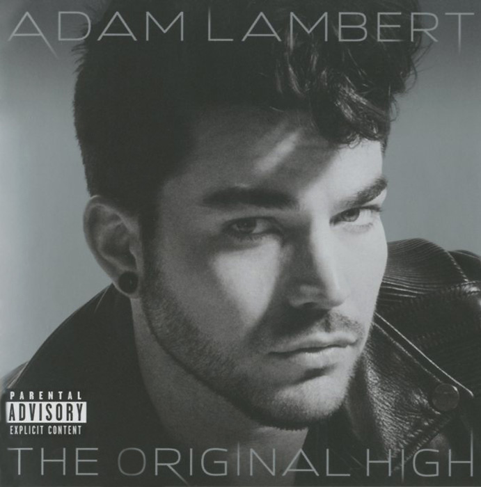 Фото Адам Ламберт Adam Lambert. The Original High. Deluxe Edition