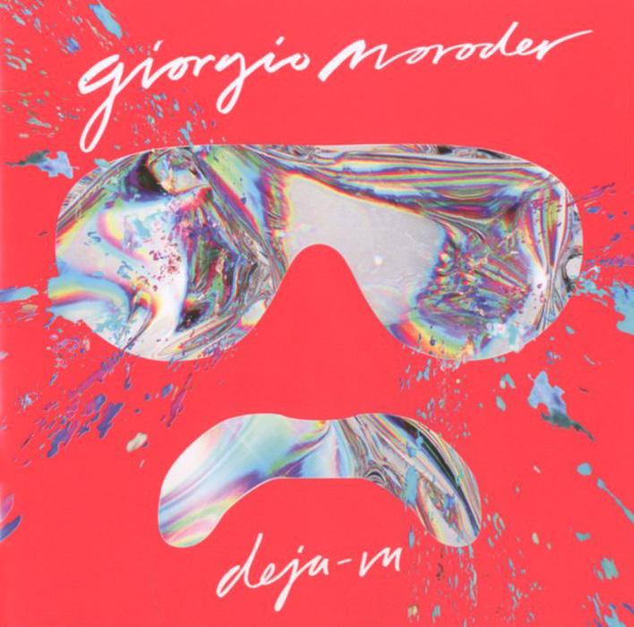 Giorgio Moroder. Deja-Vu cd giorgio moroder deja vu