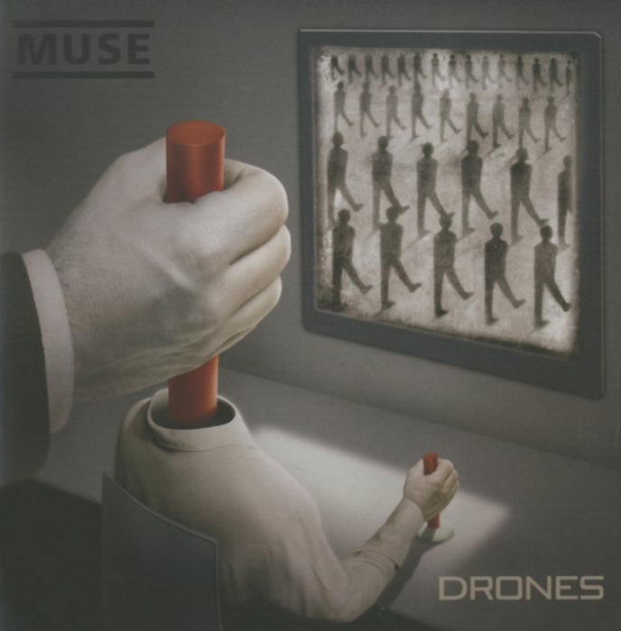 Muse Muse. Drones muse burning skies