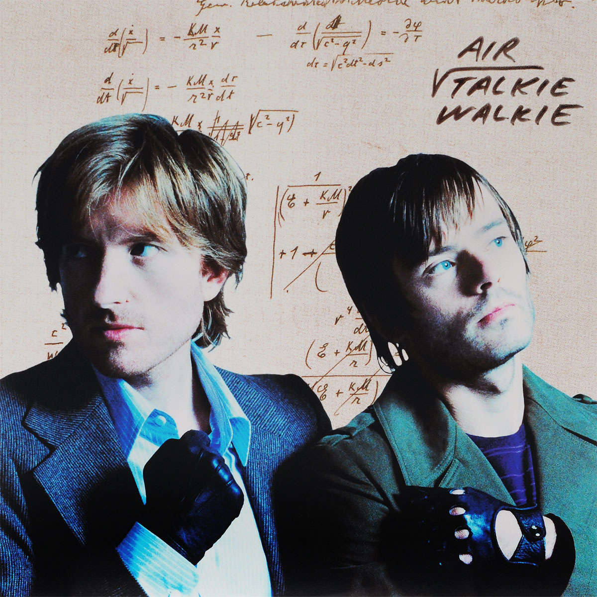Air Air. Talkie Walkie (LP) air air twentyears 2 lp