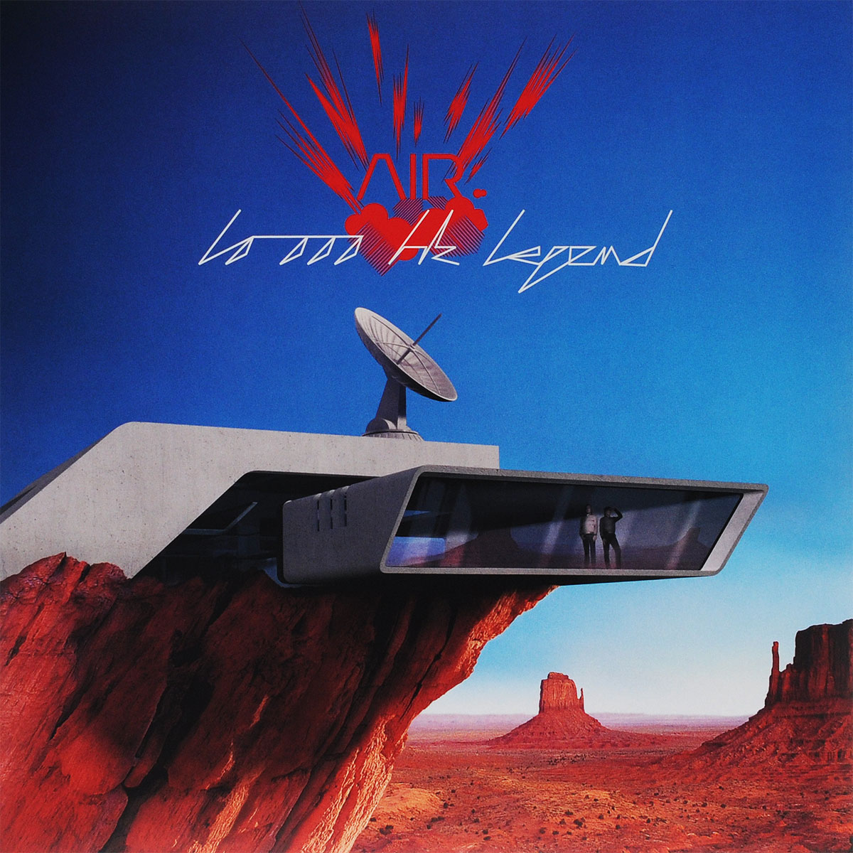 Air Air. 10000 Hz Legend (2 LP) air air premiers symptomes lp
