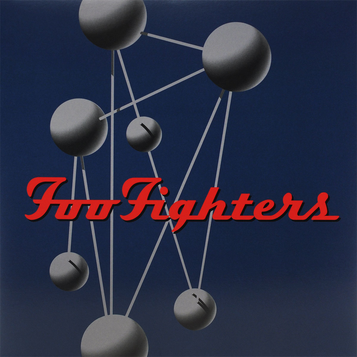 Foo Fighters Foo Fighters. Colour And The Shape (2 LP)