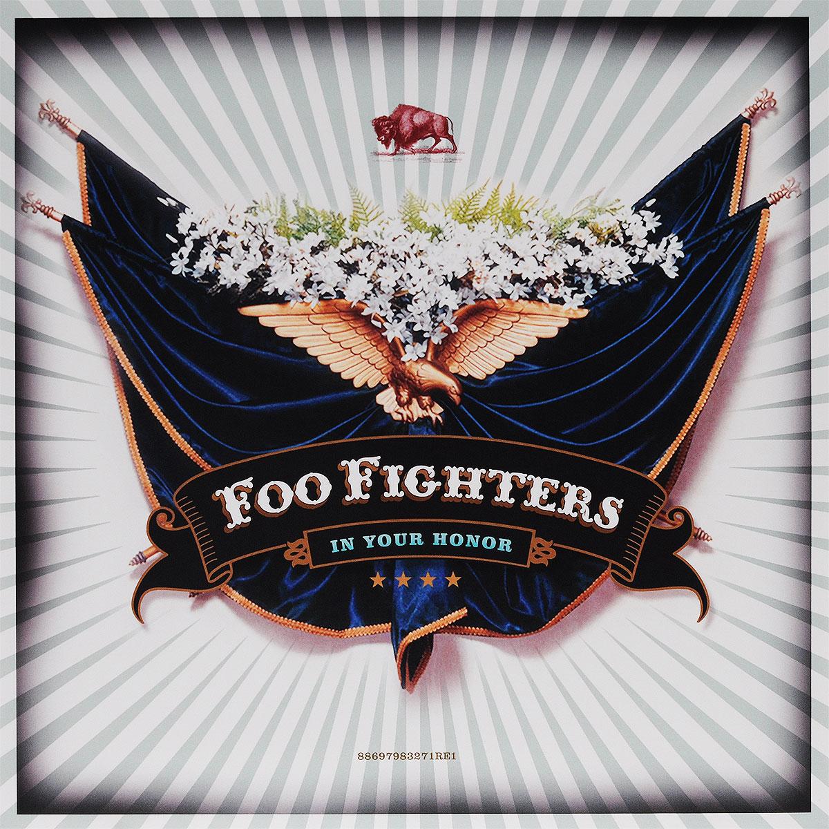 Foo Fighters Foo Fighters. In Your Honor (2 LP) foo fighters foo fighters skin
