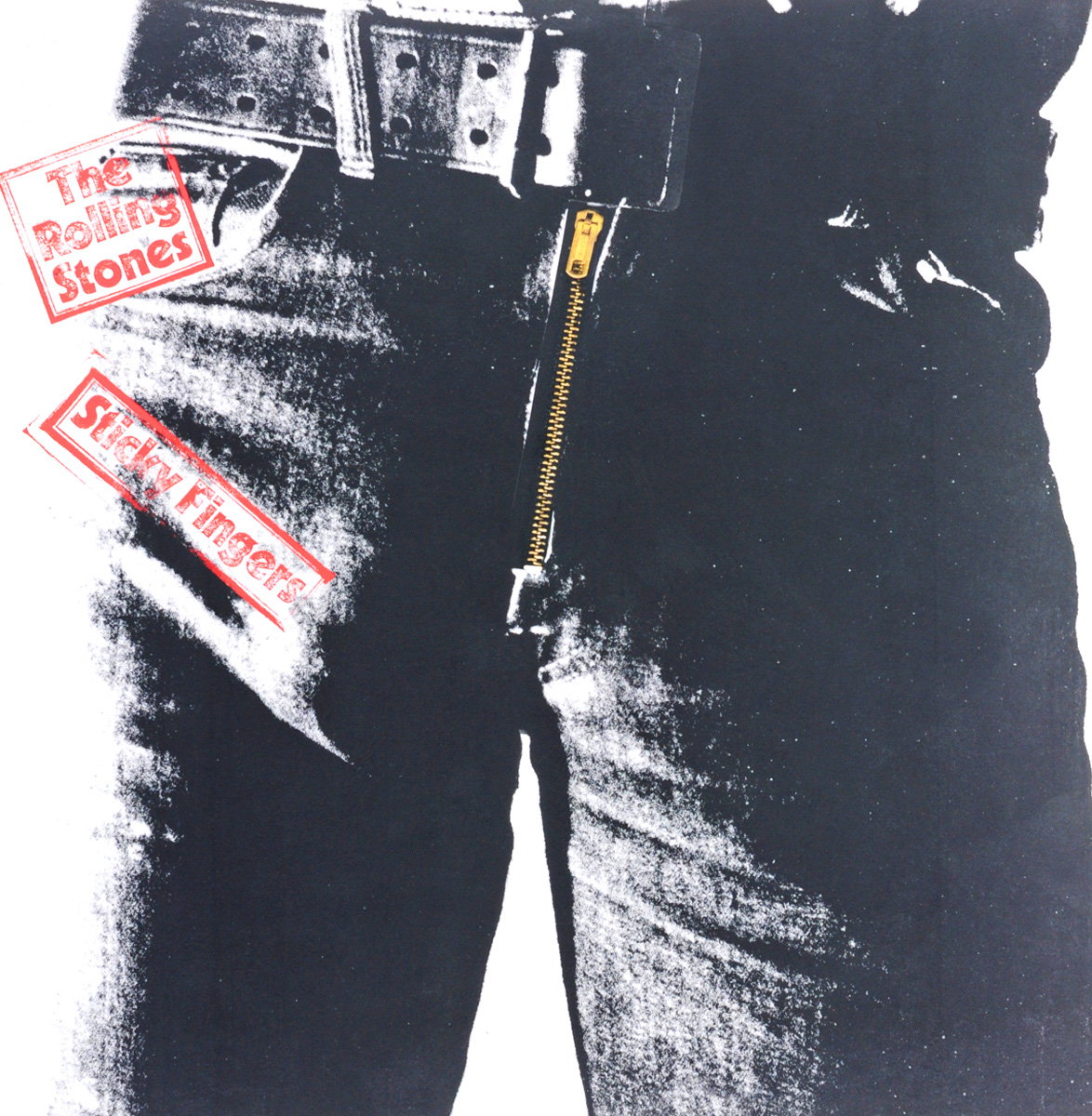 The Rolling Stones The Rolling Stones. Sticky Fingers (LP) weight bilancia balanza digital scale balance scales electronic digital luggage scale portable hanging scale with hook strap new