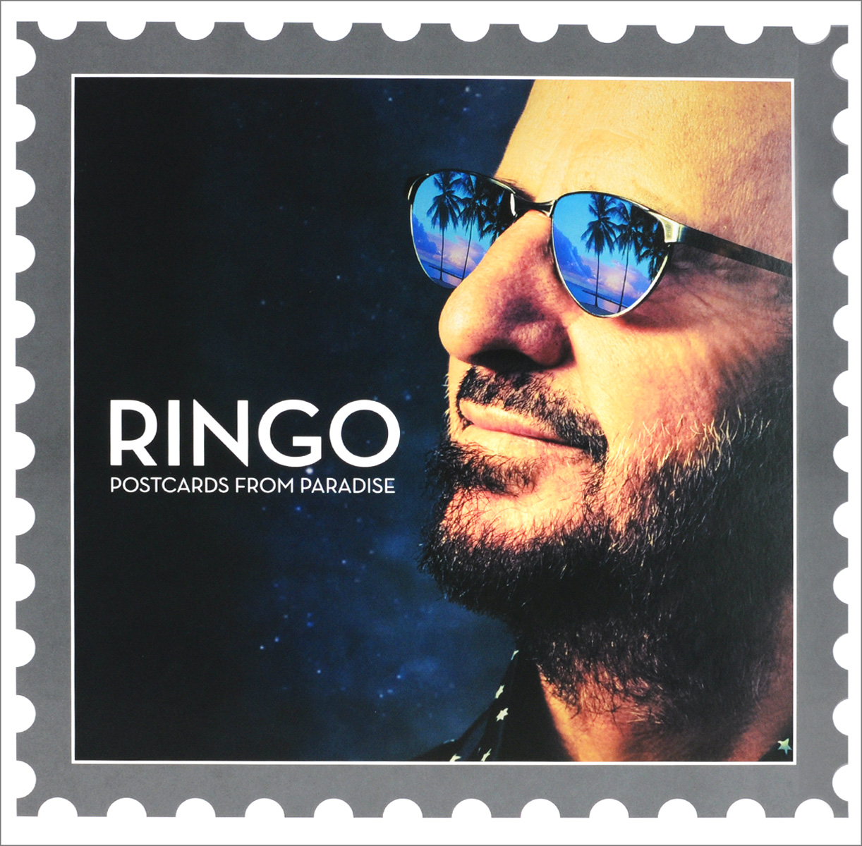 Ринго Старр Ringo. Postcards From Paradise (LP) 7 inch video door phone doorbell intercom kit 1 camera 1 monitor