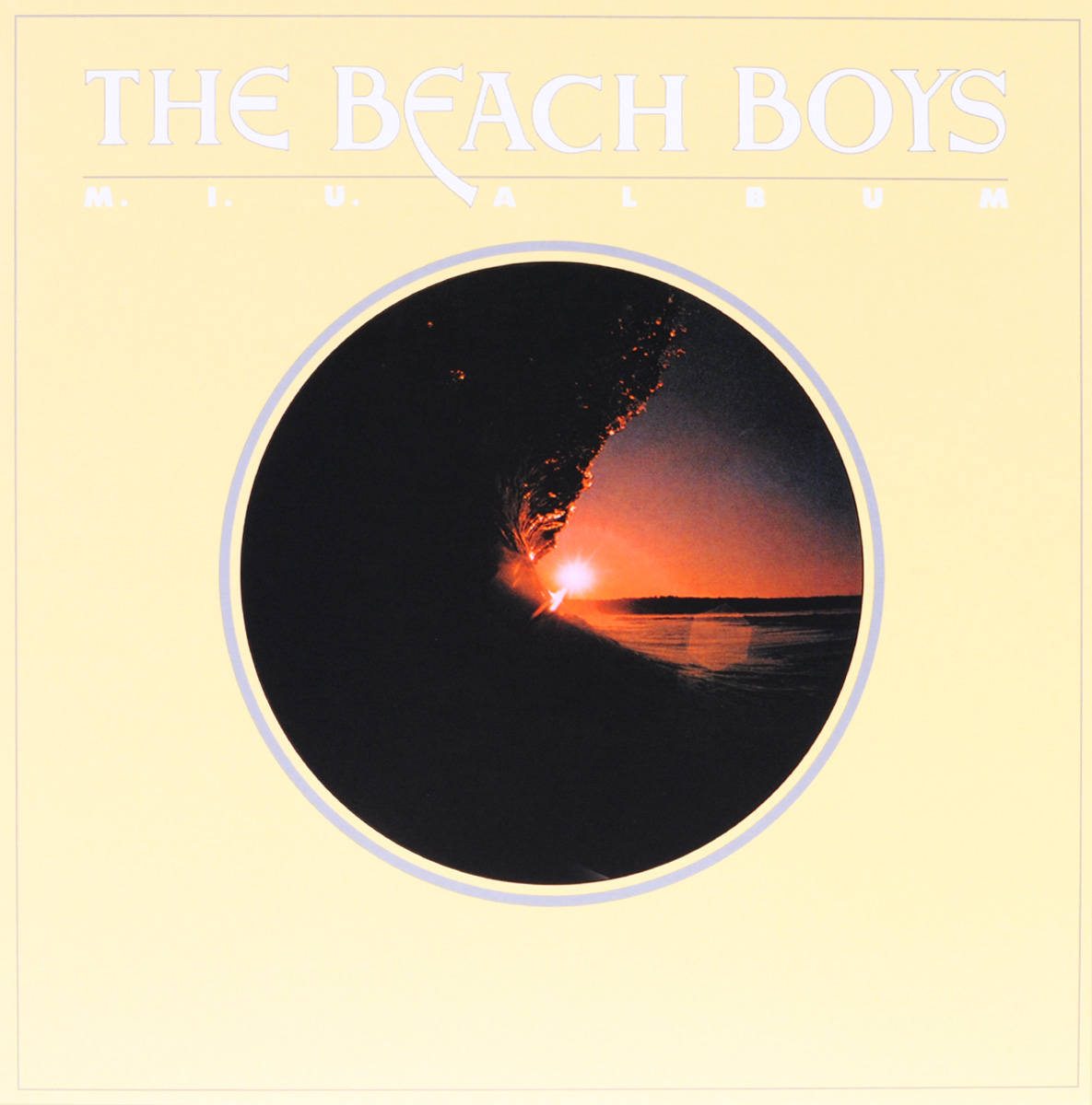 The Beach Boys The Beach Boys. M.I.U. (LP) the heir