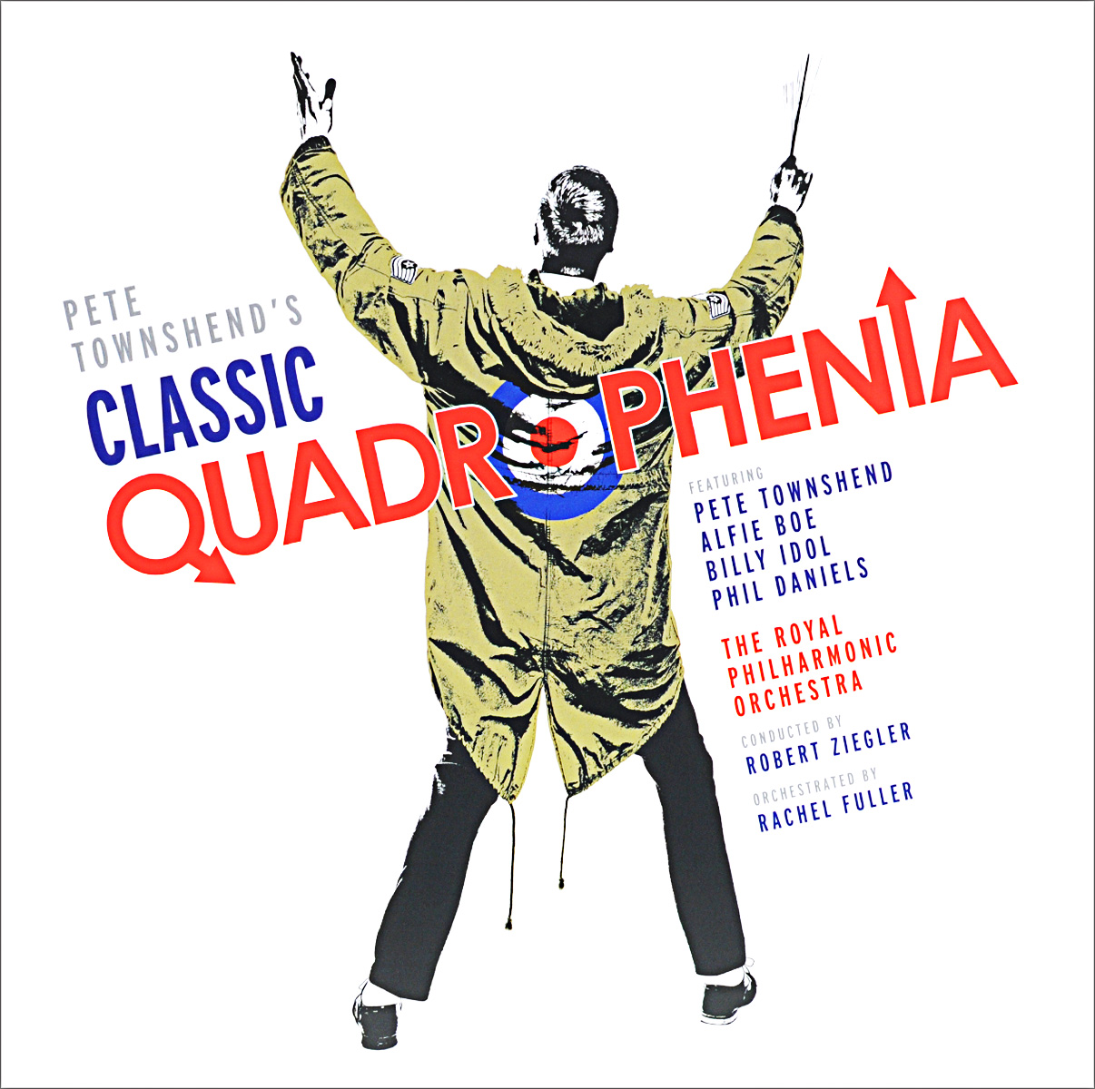 Пит Тауншенд Pete Townshend. Classic Quadrophenia (2 LP) pete townshend s classic quadrophenia live from the royal albert hall