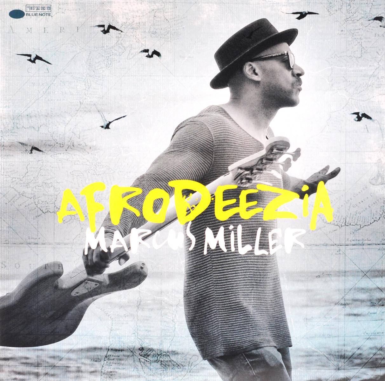 Маркус Миллер Marcus Miller. Afrodeezia (2 LP) кружевные поножи marcus пурпурные