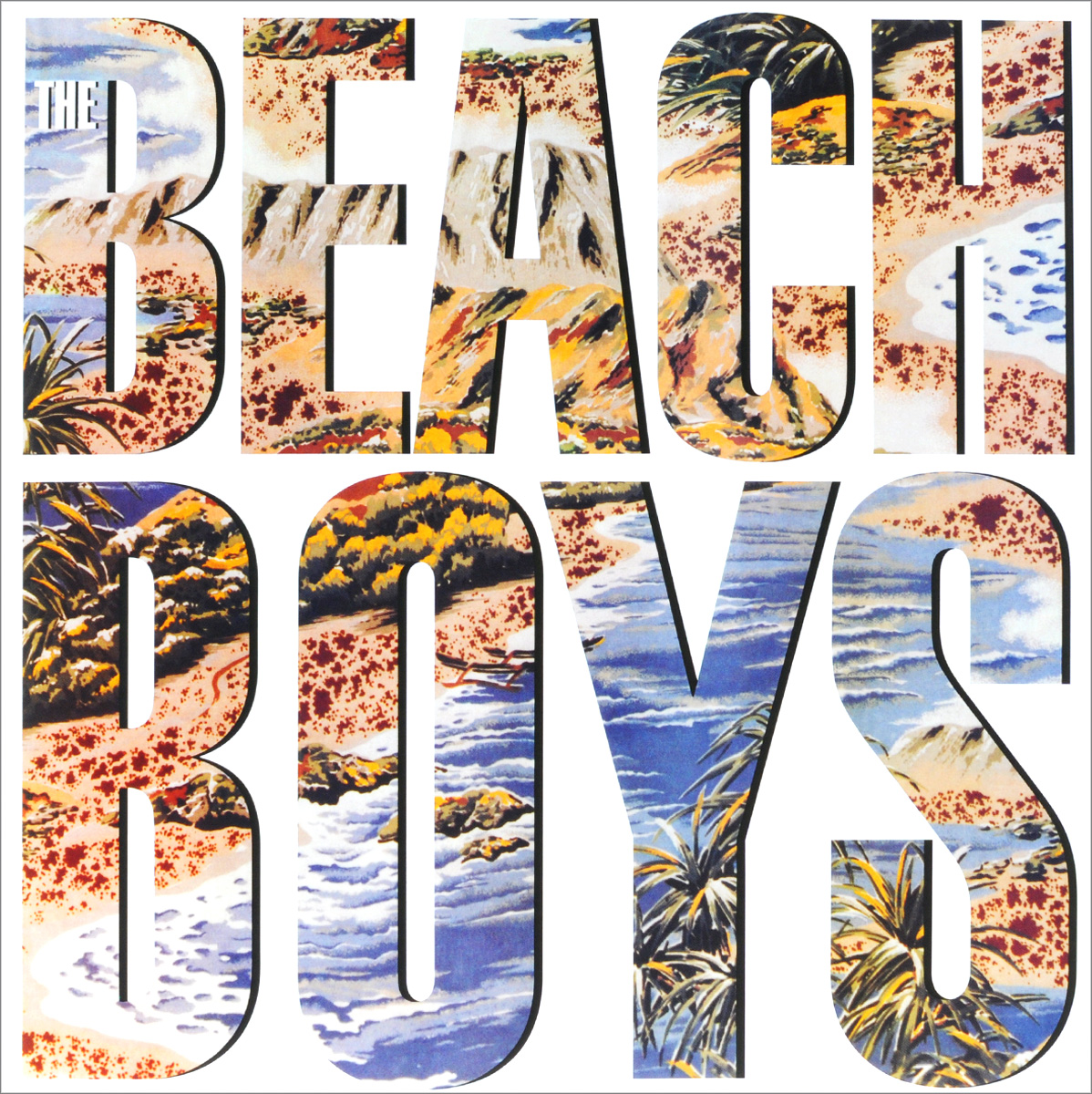 The Beach Boys The Beach Boys. The Beach Boys (LP) the giver