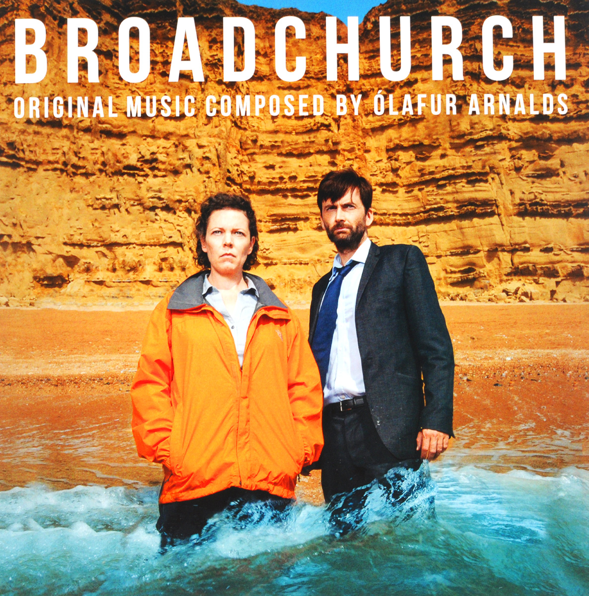 Olafur Arnalds. Broadchurch (LP) олафур арналдс olafur arnalds for now i am winter