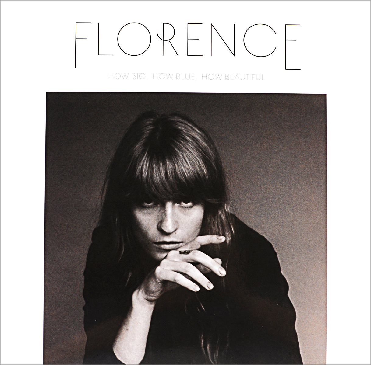 Florence + The Machine Florence + The Machine. How Big, How Blue, How Beautiful (2 LP) ruchdie s the enchantress of florence