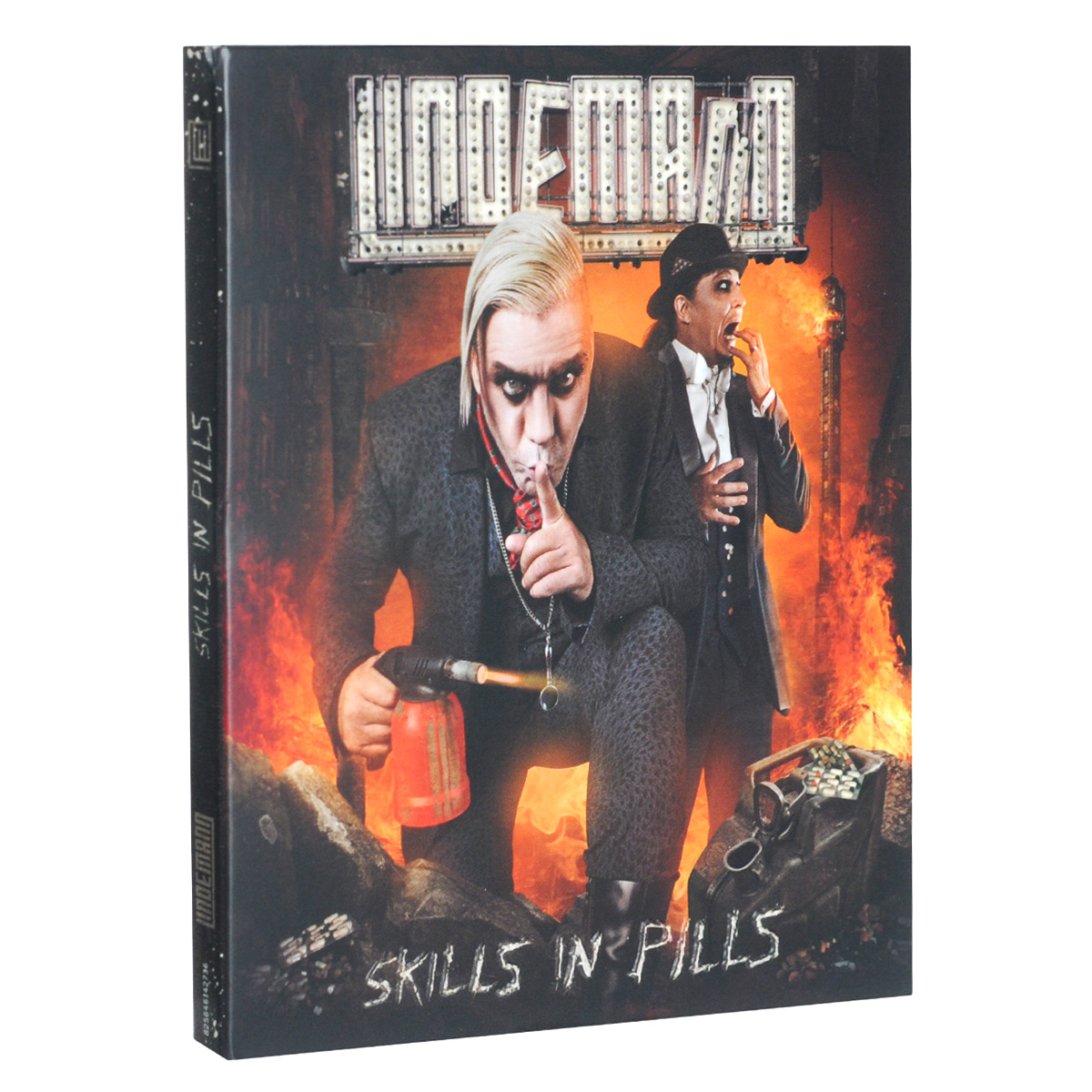 Тилл Линдеманн Lindemann. Skills In Pills dimmu borgir dimmu borgir in sorte diaboli deluxe edition cd dvd