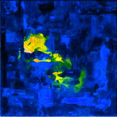 Картина Композиция №1, смешанная техника, холст, подрамник, жикле, акрил, 70х70 см, автор Светлана Сергеева1579Картина Композиция №1 посвящена абстрактной живописи. В наши дни очень популярны именно абстракции, ведь человек устает от ежедневной рутины и конкретики. Глядя же на абстрактную картину, его глаз отдыхает, пробуждается фантазия. Картина выполнена в смешанной технике, акриловые краски придают объем и дополнительную яркость работе. Покрытие лаком обеспечивает дополнительную сохранность красочному слою.Используется галерейная натяжка холста на подрамник, таким образом,вам не понадобится ни рама, ни подвесы, подрамник легко вешается на пару гвоздей. Картина - прекрасный подарок во все времена! Ведь живопись, искусство вне времени. холст, акрил, деревянный подрамник Внимание!!! Так как это ручная работа, рисунок может слегка отличаться от представленного на фото образца.