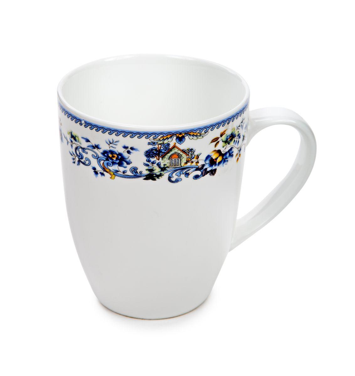 Кружка Nanshan Porcelain Пейзаж, 300 мл54 009312Кружка Nanshan Porcelain Пейзаж изготовлена из высококачественного фарфора с подглазурной деколью, что защищает рисунок от истирания и продлевает срок эксплуатации посуды. Посуда безопасна для здоровья и окружающей среды, не содержит свинец и кадмий. Можно использовать в микроволновой печи и мыть в посудомоечной машине.Объем: 300 мл.Диаметр (по верхнему краю): 8 см.Высота кружки: 10 см.