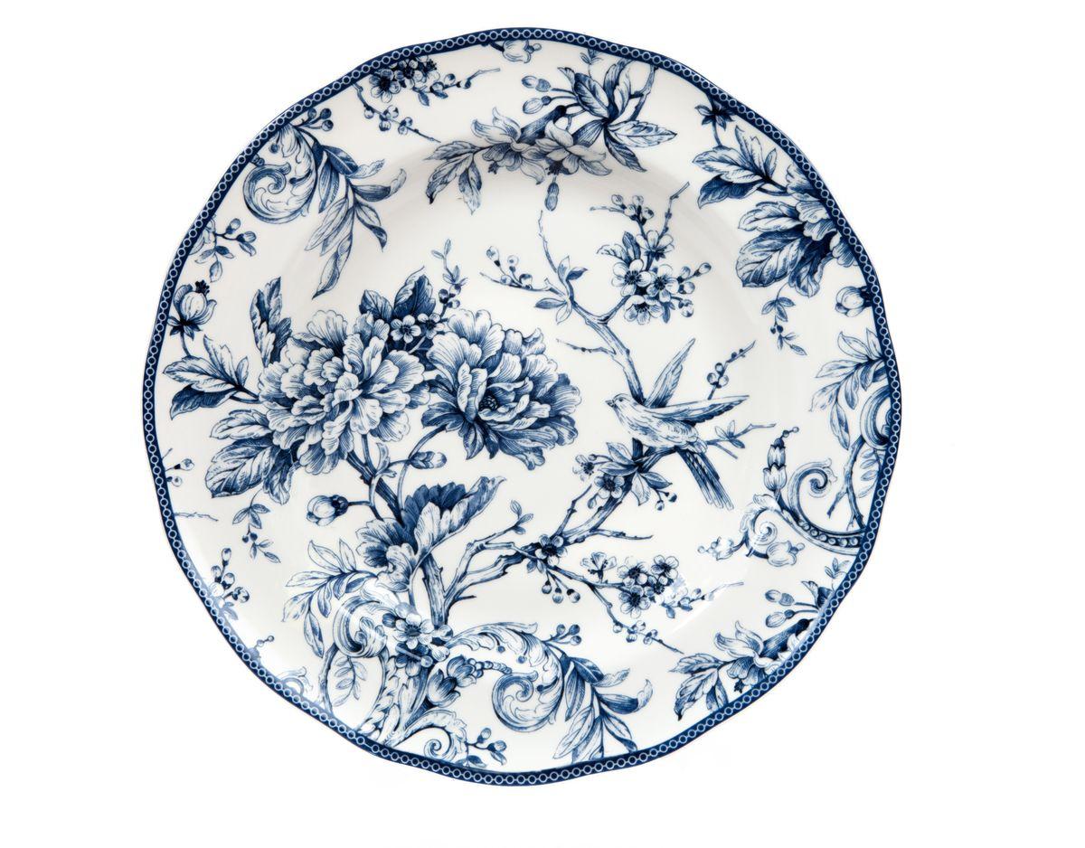 Блюдо Utana Аделаида, диаметр 33 смVT-1520(SR)Блюдо Utana Аделаида, изготовленное из керамики, оформлено изящным цветочным узором. Такое блюдо сочетает в себе изысканный дизайн с максимальной функциональностью. Красочность оформления придется по вкусу тем, кто предпочитает утонченность и изящность. Оригинальное блюдо украсит сервировку вашего стола и подчеркнет прекрасный вкус хозяйки, а также станет отличным подарком. Можно использовать в микроволновой печи и мыть в посудомоечной машине.Диаметр: 33 см.Высота: 3 см.
