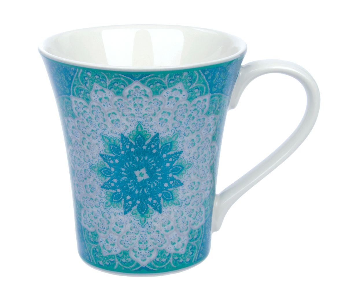 Кружка Kashan Green, 330 млFS-91909Кружка Kashan Green изготовлена из высококачественной керамики. Внешние стенки изделия оформлены красочным цветочным рисунком. Такая кружка прекрасно подойдет для горячих и холодных напитков. Она дополнит коллекцию вашей кухонной посуды и будет служить долгие годы. Можно использовать в посудомоечной машине и СВЧ. Объем кружки: 330 мл. Диаметр кружки (по верхнему краю): 9,5 см. Высота стенки кружки: 10,5 см.