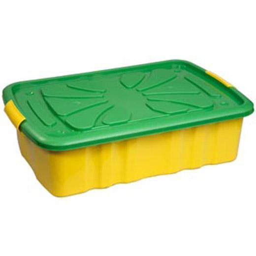 Ящик для игрушек 600*400*170 на колесах. С30000