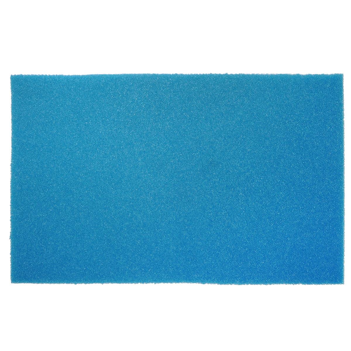Коврик для хранения продуктов в холодильнике Eva, цвет: синий, 32 х 50 смЕ23Антибактериальный коврик Eva изготовлен из цветного пенополиуретана и используется в контейнерах для хранения овощей и фруктов. Он обеспечит свежесть продуктов в течение длительного времени, благодаря циркуляции воздуха между продуктами и поверхностями холодильника. Ячеистая структура коврика предотвратит размножение бактерий и образование плесени. Можно мыть в воде при температуре 30°С. Также изделие подходит в качестве коврика для сушки посуды.Размер: 32 см х 50 см.