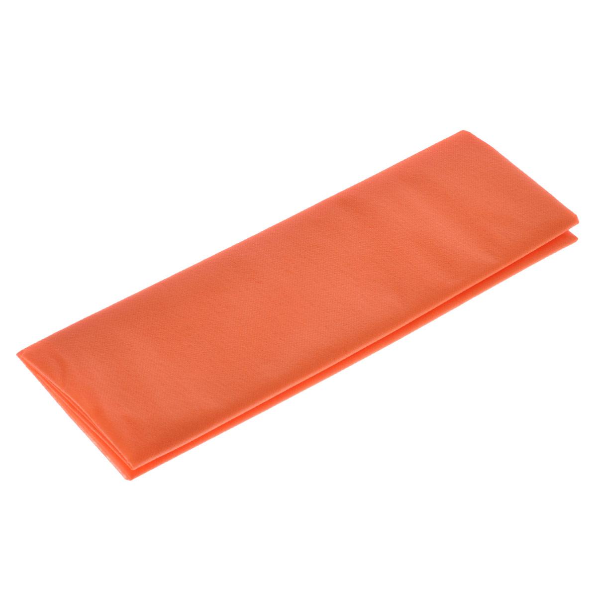 Скатерть одноразовая La Chista, цвет: оранжевый, 110x 140 см97526Одноразовая скатерть La Chista выполнена из нетканого материала типа спанбонд. Удобна в применении дома и на природе. Скатерть защищает поверхности от царапин. Прекрасно подойдет для шумной вечеринки, на которой можно запросто испортить скатерть вином, жирной едой. Добавляет ярких красок любому мероприятию.